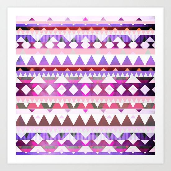 Mix #538 Art Print