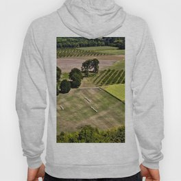 French GREEN Summer Field Hoody