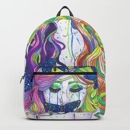 Crying Color Backpack
