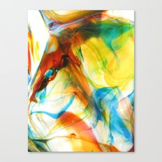 22 Canvas Print