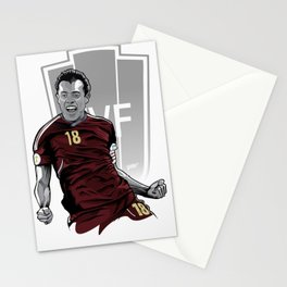 Juan Arango Vinotinto - Trinchera Creativa Stationery Cards