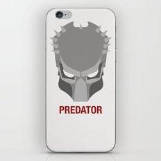 PREDATOR iPhone & iPod Skin