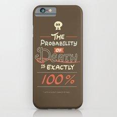 Morbid Reality #01 Slim Case iPhone 6s