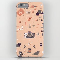 Bad cats iPhone 6 Plus Slim Case