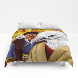 Omega Comforters