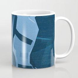 Jazz Contrabass Poster Coffee Mug