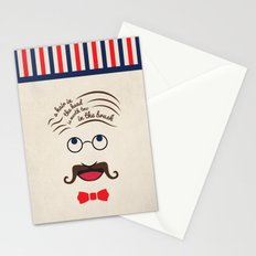 Barbershop Wisdom Stationery Cards