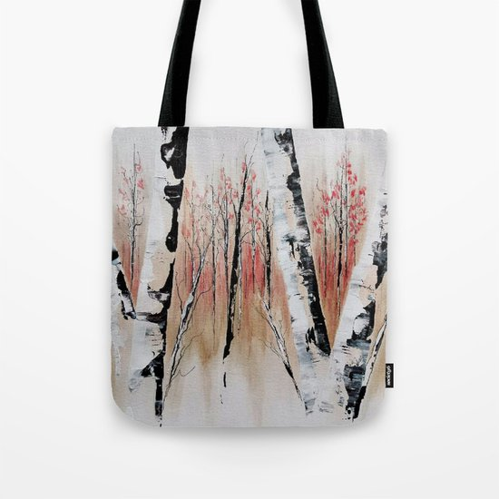 Rustic Forest Tote Bag