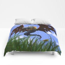 Airdramon Comforters