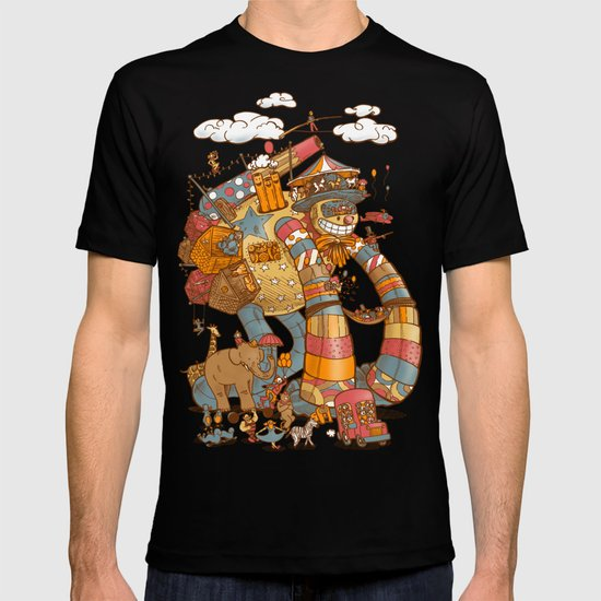 Circusbot T-shirt