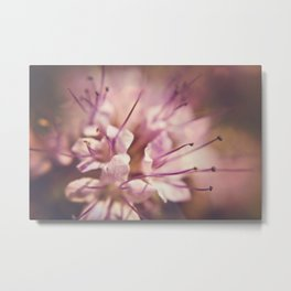 Right in the Feelers Metal Print
