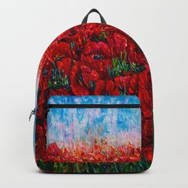 Field Of Happiness   Backpack