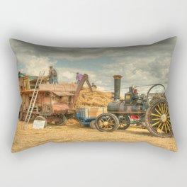 Dorset Threshing Rectangular Pillow