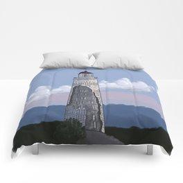 Nottawasaga Lighthouse Comforters