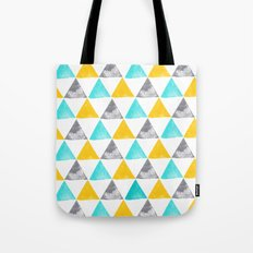 the power of three Tote Bag