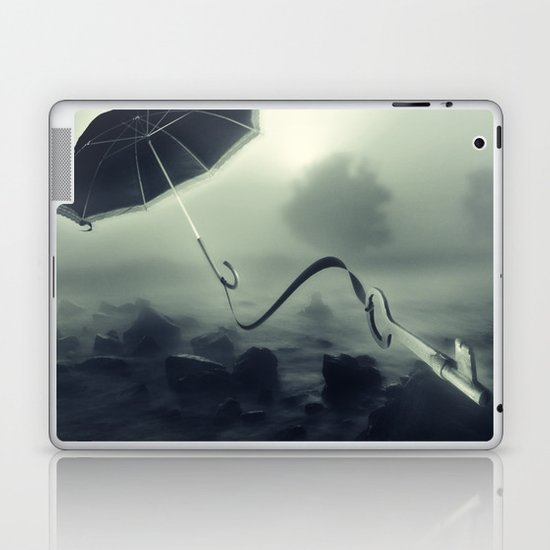 Hope Floats Away Laptop & iPad Skin