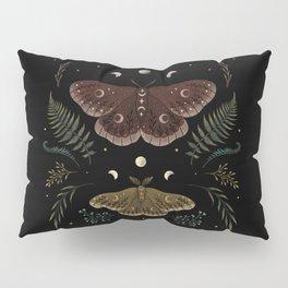 Saturnia Pavonia Pillow Sham