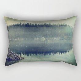 november afternoon Rectangular Pillow