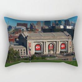 Union Station Kansas City Rectangular Pillow