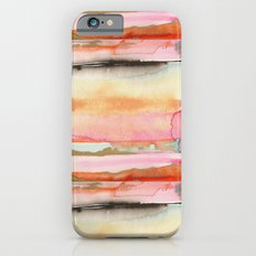 Beach Sunrise Slim Case iPhone 6s