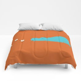 Hungry Hippo Comforters