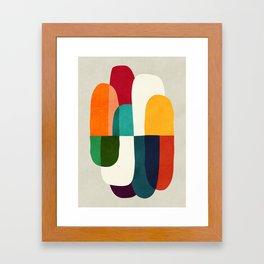 The Cure For Sleep Framed Art Print