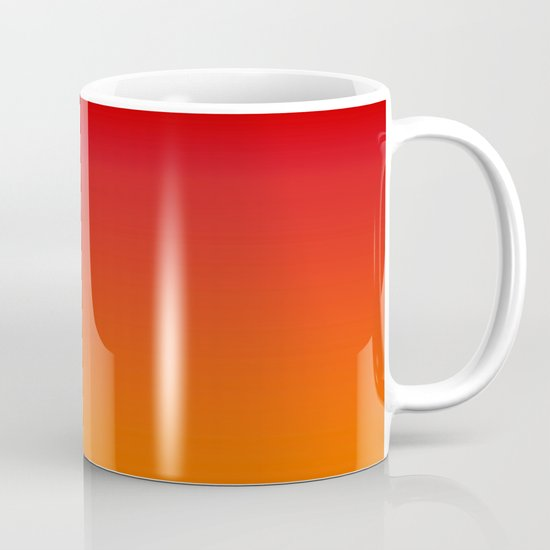 Sunset Ombre Mug