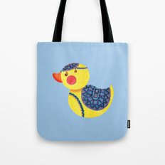 Ducky Duck Tote Bag