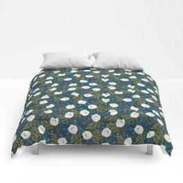 Midnight Fragrance Comforters