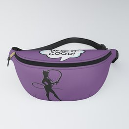 Whip It Good Fanny Pack