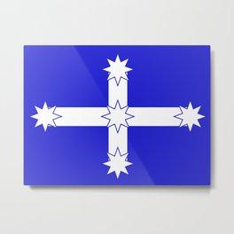 Australian Eureka Flag Metal Print
