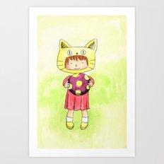 Child's Play Art Print