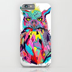 -Abstract Owl- iPhone 6s Slim Case