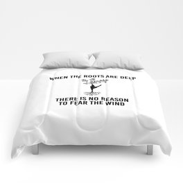 Family Roots Connection Dynasty Ancestry Yoga Gift Comforters