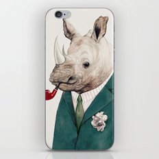 Rhinoceros iPhone & iPod Skin