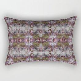 The Butterfly Effect Pinks Rectangular Pillow