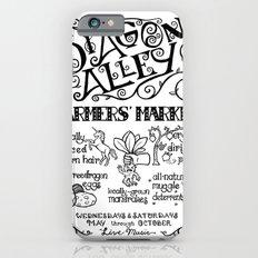 Diagon Alley Farmers' Market iPhone 6s Slim Case