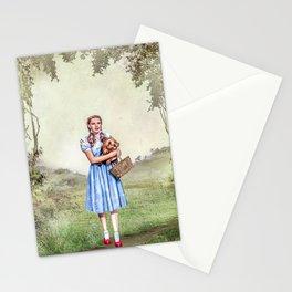 Dorothy & Tóto Stationery Cards