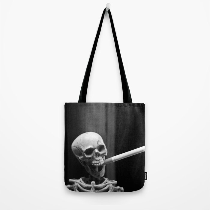 Jack Skeleton Tote Bag