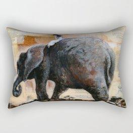 The Majestic Rectangular Pillow