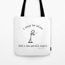 Zombie All-Nighter Tote Bag