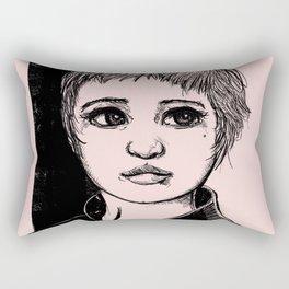 Tomboy Rectangular Pillow