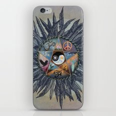 All Tribes Heed the Call iPhone & iPod Skin