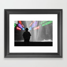 Bright Thoughts Framed Art Print