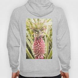 Pink Pineapple Aloha! Hoody