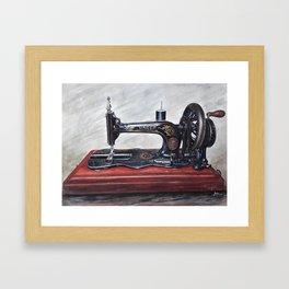 The machine III Framed Art Print