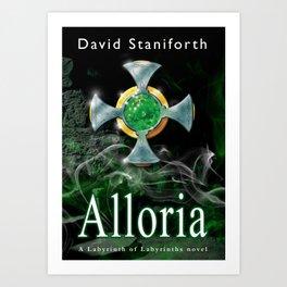 Alloria Art Print