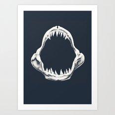 Doom Regatta Art Print
