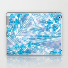Background With Flowers Composition II Laptop & iPad Skin