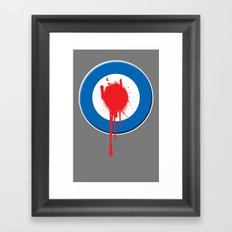 Target Practice Framed Art Print